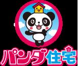 パンダ住宅ロゴ