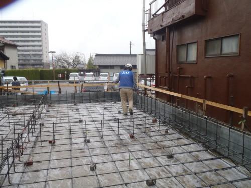 中津川市・モデルハウス建設写真2